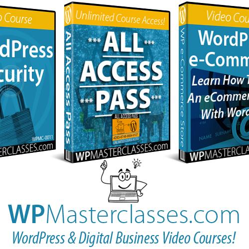 WPMasterclasses.com - WordPress Video Courses