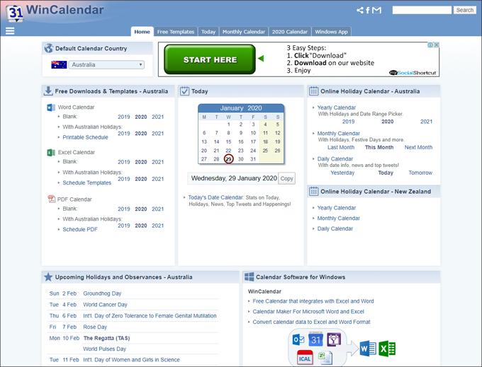 WinCalendar.com
