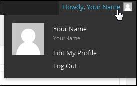 Howdy, User